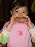 Ayumi making sandwitch for blog.jpg